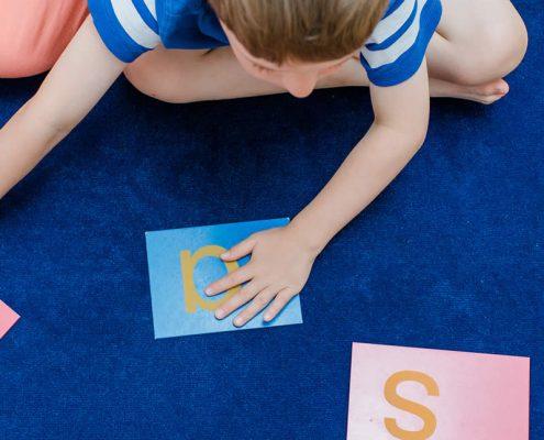Montessori Institute Munich - Language